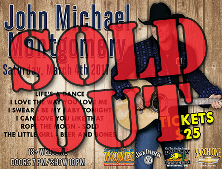 JMM SOLD OUT