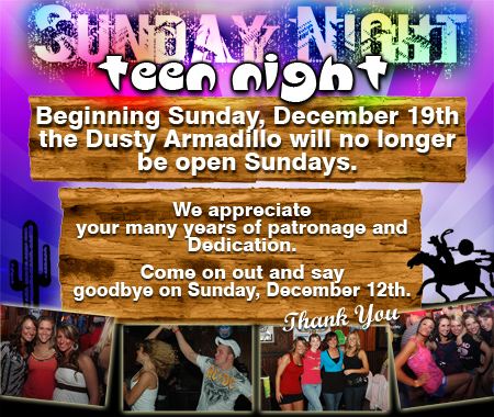 Teen night massacre december